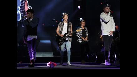 One Direction: Revive su concierto en Lima