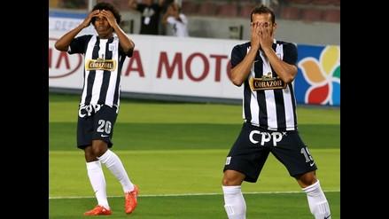 Alianza Lima y sus rostros de decepción tras perder la final ante Vallejo