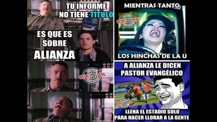 Alianza Lima vs. César Vallejo: Nuevos memes de la final del Torneo del Inca