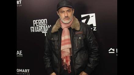 Carlos Alcántara elegido mejor actor en España por Perro Guardián
