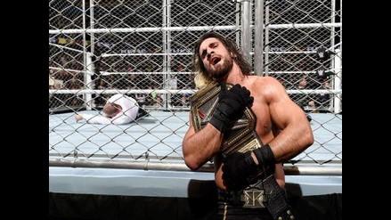 WWE: Seth Rollins retuvo título ante Randy Orton en Extreme Rules