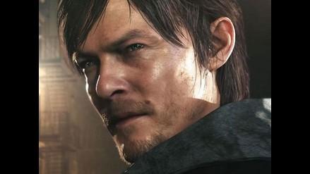 Konami canceló Silent HIll con Guillermo del Toro y Norman Reedus
