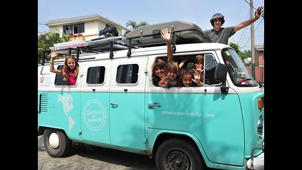 Familia argentina recorrerá 18 mil kilómetros para conocer a Francisco