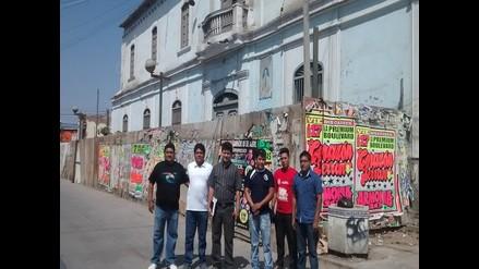 Chiclayo: inician cruzada para rescatar al colegio politécnico Labarthe