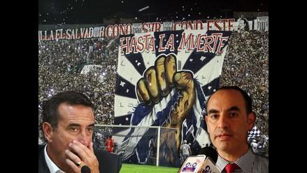 Alianza Lima: Administrador temporal respalda a Guillermo Sanguinetti