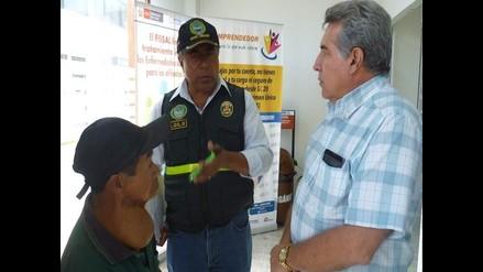 Chiclayo: Anciano con tumor será atendido en hospital Arzobispo Loayza