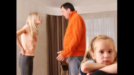 Según su edad ¿cómo repercute el divorcio en los hijos?
