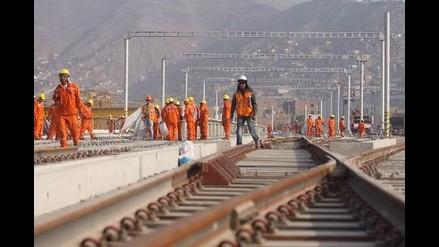 Surco: cierran tramo de Tomás Marsano por obras del tren eléctrico