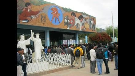 Cajamarca: piden deponer intereses políticos en UNC