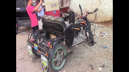 Yurimaguas: triple choque deja un muerto y tres heridos