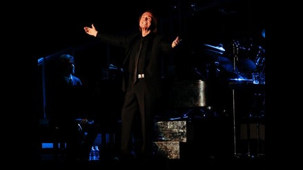 Raphael: Las mejores imágenes de su concierto en Lima