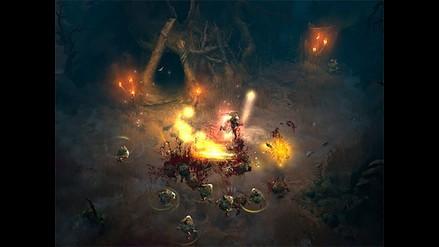 Diablo III: jugador alcanzó el nivel 70 en un minuto