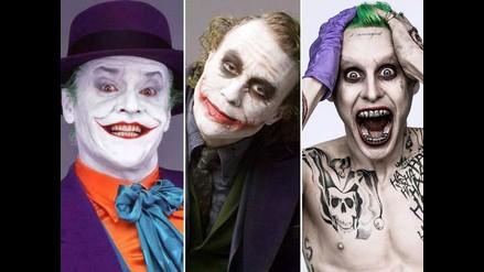 'El Guasón': conoce a los actores que dieron vida al villano