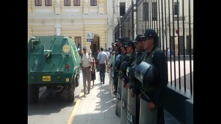 Chiclayo: policías desmotivados por retraso de sus pagos