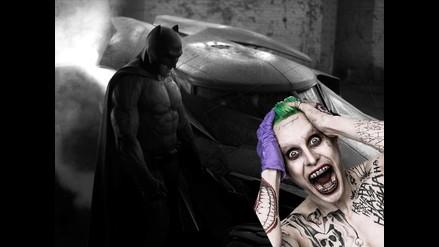 Batman v Superman: ¿El Guasón aparecerá en la película?