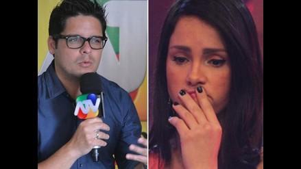 Gian Piero Díaz dio detalles sobre la situación de Paloma Fiuza