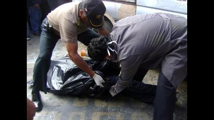 Chiclayo: sicarios asesinan a una persona cuando salía a comprar el pan
