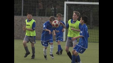 Los adolescentes que juegan al fútbol tienen mejor capacidad de atención
