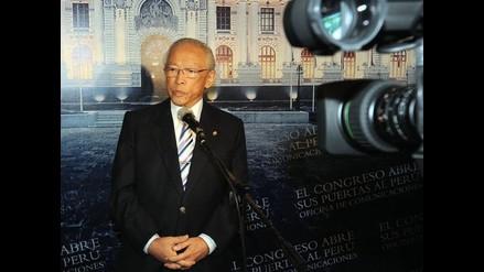 Humberto Lay renuncia a la Presidencia de la Comisión de Ética