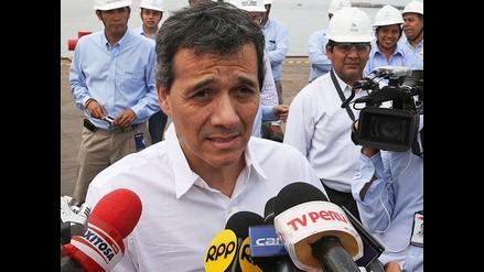Arequipa: firman contrato para contrucción del proyecto Majes Siguas II