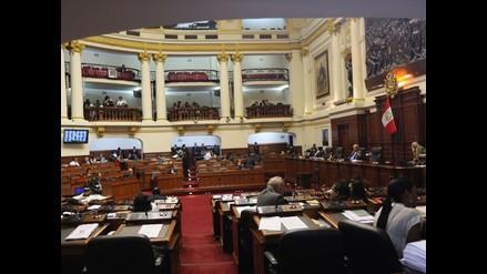 Tía María: Bancadas exhortan a buscar diálogo para solucionar conflicto