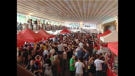 Expoceviche Río 2015 reunió multitudes