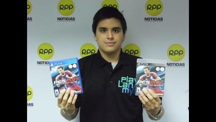 Un peruano clasificó al Mundial de PES 2015