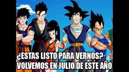 Dragon Ball: más memes por su regreso a la televisión