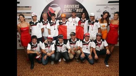 Drivers Challenge: Fuchs, Hart y Piquet Jr. prometen 'romperla' en desierto