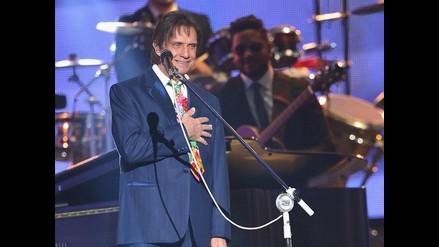 Billboard Latino 2015: Roberto Carlos recibió honores en la ceremonia