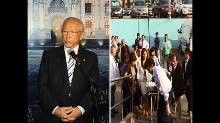 Resumen: Humberto Lay renuncia a la Presidencia de la Comisión de Ética, PNP detiene a