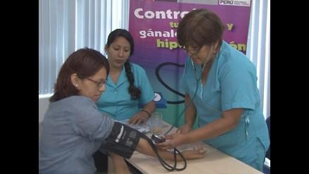 EsSalud: hipertensión y diabetes, males que más aquejan a trabajadores