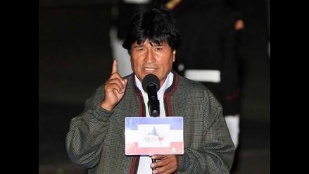 Bolivia: Morales decreta aumento salarial de 8,5 % en el Día del Trabajo