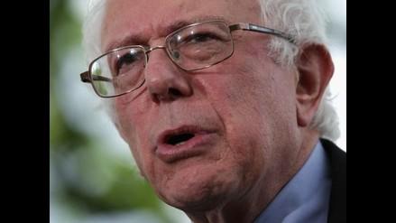 EEUU: Senador Bernard Sanders anuncia su candidatura a la Presidencia