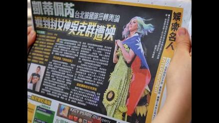 Katy Perry: Todos los detalles de su última polémica en China
