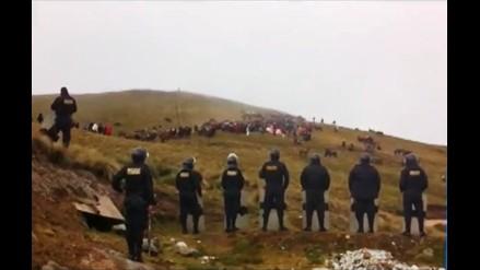 Cajamarca: consejero regional Manuel Ramos denunció agresión policial