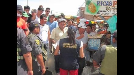 Chiclayo: dan de baja a 8 policías por muerte de comerciante