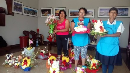 Chimbote: amas de casa inician empresa a través de la Beneficencia