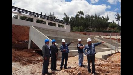 Cajamarca: entregarán obra inconclusa la próxima semana