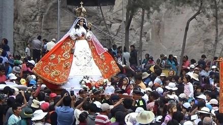 Arequipa: más de 220 mil peregrinos veneraron a virgen de Chapi