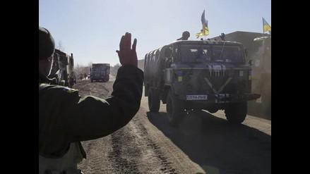 Ucrania: empiezan dos actos antagónicos para recordar la tragedia de 2014
