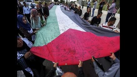 Egipto dice que un estado palestino dará estabilidad a Oriente Medio
