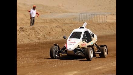 Nicolás Fuchs se quedó con el primer lugar del drivers Challenge Desierto