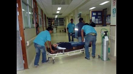 Un muerto y 40 heridos deja vuelco de bus en Tarma