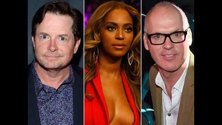 Quince famosos que se dejaron ver en la pelea del siglo