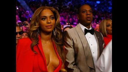 Escote de Beyoncé se robó el show en pelea del siglo