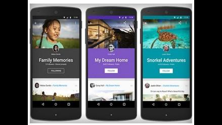 Collections, la nueva función de Google+ que busca competir con Pinterest