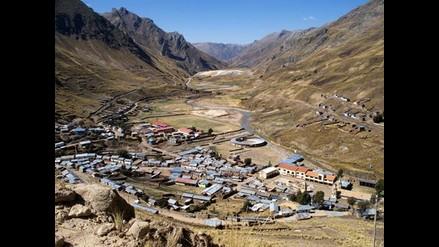 Huancavelica: policía es hallado muerto en Huachocolpa