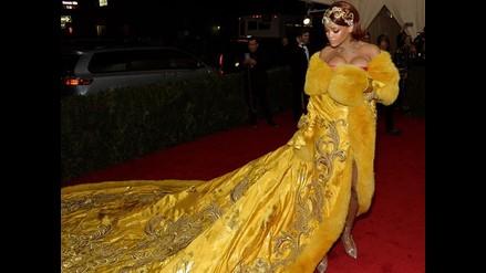 Met Gala: Los famosos en la Alfombra Roja del Año