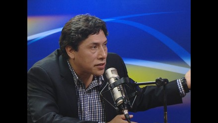 Alexis Humala: Vocero de Bomberos afirma que no comprarán helicóptero